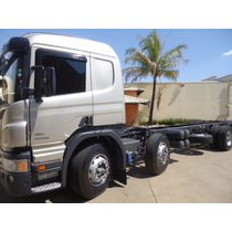 Scania P 310-8x2 -2013-chassi