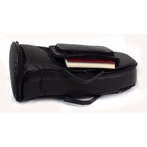Semi Case (bag) Master Luxo Couro Resistente - Trombonito