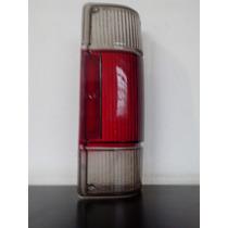Lente Lanterna Traseira D20/c20 Pick-up 85/86/87/88/89/90/92