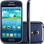 Samsung Galaxy S3 Mini Grafite I8190 Nacional 5mp 8gb Gps