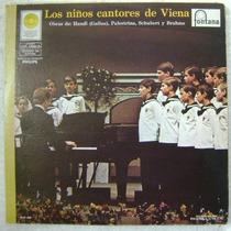 Los Niños Cantores De Viena 1 Disco Lp Vinilo
