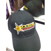 Gorra Rockstar Moto Energy Drink Enduro Cross Racing