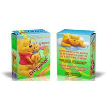 Stickers Winnie Pooh Y Amigos Kit Imprimible Etiquetas Mirá!