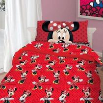 Sabanas Minnie Mickey Mouse Original Disney Piñata