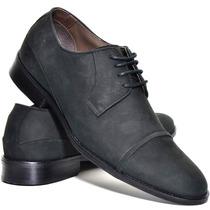 Sapato Amarrar Sport Fino Combina Blazer Jeans Camisa Social