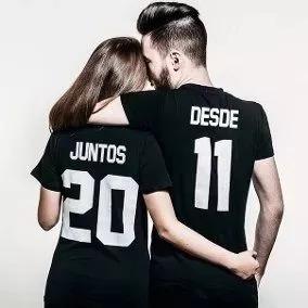 ebb4aaee5 Camisetas Dia Dos Namorados Juntos Desde (seu Ano) Promoção - R  62 ...