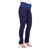 Calça Jeans Gestante Skinny Solange