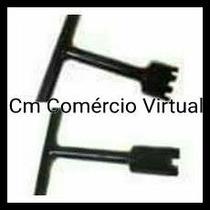 Kit Chave Castelo Bomba De Oleo 20mm/24mm Titan - Flibex