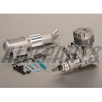 Motor Asp 52 - 2 Tempos - Glow - Aeromodelismo