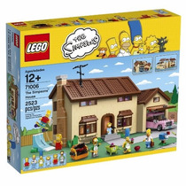Lego The Simpsons House La Casa De Los Simpson 71006