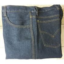 Pantalón Blue Jean Triple Costura Fabrica Tallas Grandes