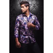 Camisa Premium Diseñador Au Noir Santos