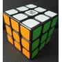Cubo De Rubik 3x3 Moyu Yj Yulong Negro Speedcube Original