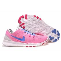 Zapatillas Nike Free Tr Fit 5.0 Mujer Originales