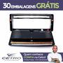 Seladora A Vácuo Comercial + 30 Embalagens Grátis- Cetro