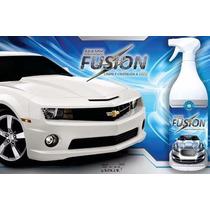 Maxx Fusion Limpa E Cristaliza A Seco 1,5l-faz Até 15 Carros