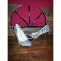 Zapatos Zapatilla Nine West Zebra 5 Mex