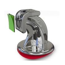 Prendedor P/ Portas De Vidro Magnético E Adesivo Sem Furos