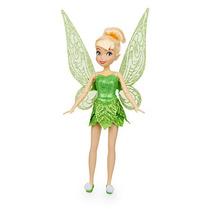 Linda Boneca Fada Sininho Tinkerbell Original Disney 28cms
