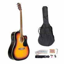 Guitarra Acustica Pyle-pro Pgakt40sb 41-inch