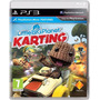 Little Big Planet Karting Playstation 3, Usado Tienda Fisica