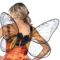 Leg Avenue Alas Mariposa Monarca Adulto A1926 Sp0