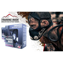 Elevation Training Mask 2.0 Mascara Entrenamiento Altitud.