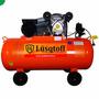 Compresor De Aire Lusqtoff Trifasico Lc30150t Bicilindro 3hp