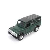 Auto De Colección Land Rover Defender Licencia
