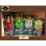 Tinker Bell, Peter Pan, Wendy E Capitão Gancho 1980 Disney