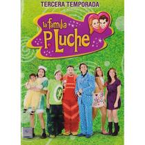 La Familia P Luche Peluche Tercera Temporada 3 Tres En Dvd