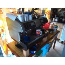 Cafetera Profesional Faema Due Smart 2 Grupos