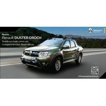 Renault Duster Oroch Dynamique 1.6 Tasa 0,% (ca)