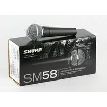 Microfono Profesional Shure Sm58 -oferta- Original Mexico
