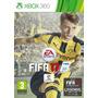 Fifa 17 Xbox 360 Fisico Sellado Original / El Mejor Precio