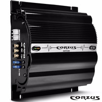 Amplificador Modulo Potencia Corzus Cr703 3 Canais 280w Rms