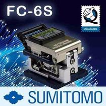Clivador Para Fibra Óptica Fc-6s Sumitomo - Pronta Entrega!