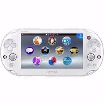Psvita Slim Branco Pch-2006 Wi-fi Original Sony