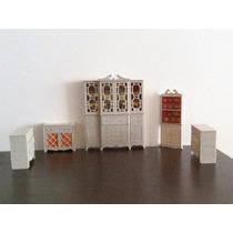 Micro Muebles Comedor - Hasta 31 Octubre