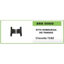 Kit Reparo Portinhola Tanque Combustivel P/ Chevette 73/82
