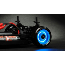 Led Roda Disco Freio Tunning Drift On Road 1/10 Red New!