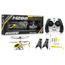Helicoptero H288 Con Control Remoto Nuevo Blakhelmet E