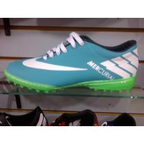 Zapatos Nike Mercurial 2015 Futbol Damas Caballeros Niños