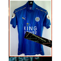 Leicester City Jersey 16-17