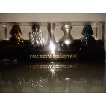 Colonia Dali Metal Collection Caballero Original Importada.