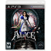 Alice Madness Returns - Jogo Ps3