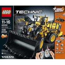 Lego Technic Modelo 42030 Volvo 1636 Piezas C/motor En Caja