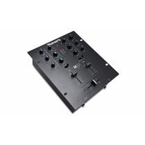 Mixer Mezcladora Dj Numark M101 Usb 2 Ch 1 Mic