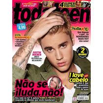 Revista Todateen 240 Justin Bieber Nov 2015 Nova C 4 Posters