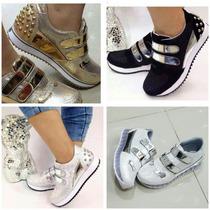 Zapatos Casuales,deportivos De Damas Moda Colombianos 2016